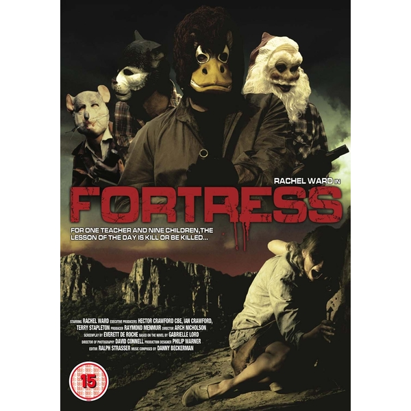 Fortress 1985 DVD