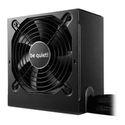 Be Quiet! 600W System Power 9 PSU, 80  Bronze, Dual 12V, Cont. Power