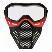 Ex-Display Nerf (Red) Rival Precision Battling Face Mask Used - Like New