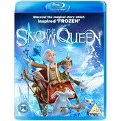 The Snow Queen Blu-ray