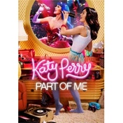 Katy Perry Part Of Me DVD