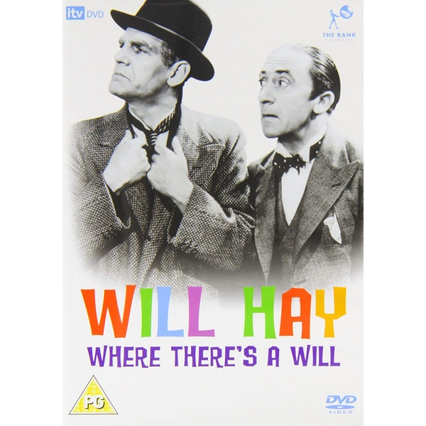 Will Hay: Where Theres A Will DVD