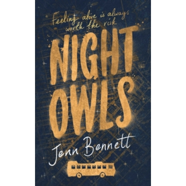 Night Owls by Jenn Bennett (Paperback, 2015)
