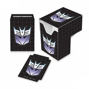 Ultra Pro Transformers: Decepticon Full View Deck Box