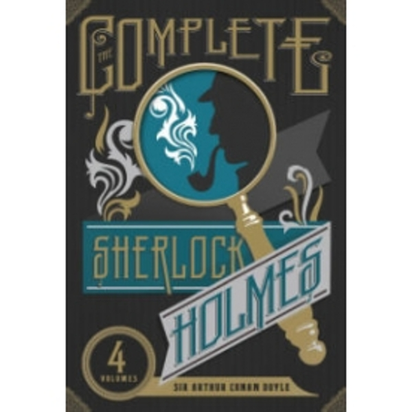 The Complete Sherlock Holmes Deluxe HC