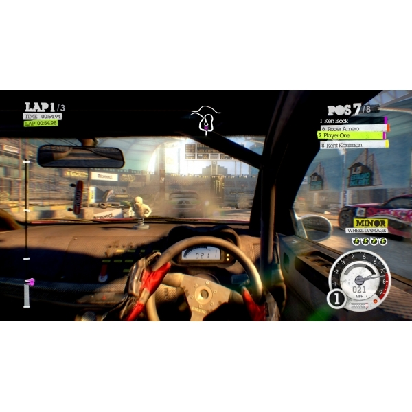 Colin McRae Dirt 2 Game Xbox 360 - Image 3