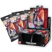 Transformers Trading Card Game War for Cybertron Siege I Booster Box (30 Packs)