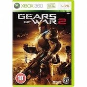 Ex-Display Gears Of War 2 Game Xbox 360 Used - Like New
