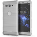 Sony Xperia XZ2 Compact Carbon Anti Fall TPU Case - Clear - Image 2