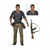Ex-Display Nathan Drake (Uncharted 4) Neca 7 Inch Ultimate Action Figure Used - Like New