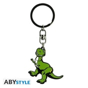 Disney - Toy Story/Rex Metal Keyring