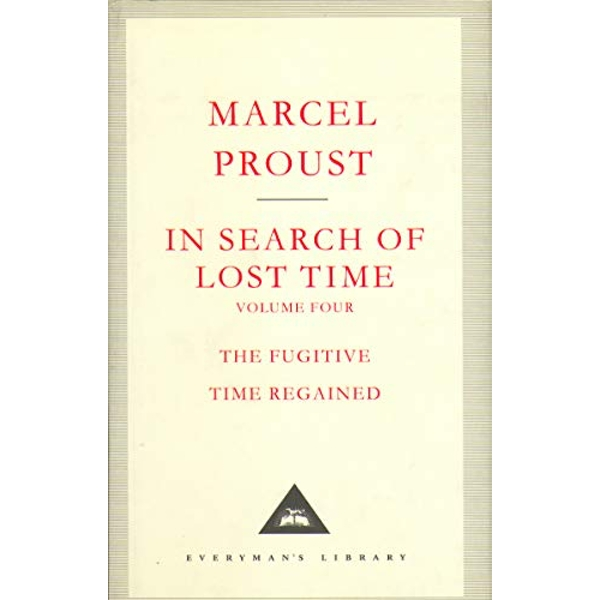In Search Of Lost Time Volume 4 by Marcel Proust (Hardback, 2001)