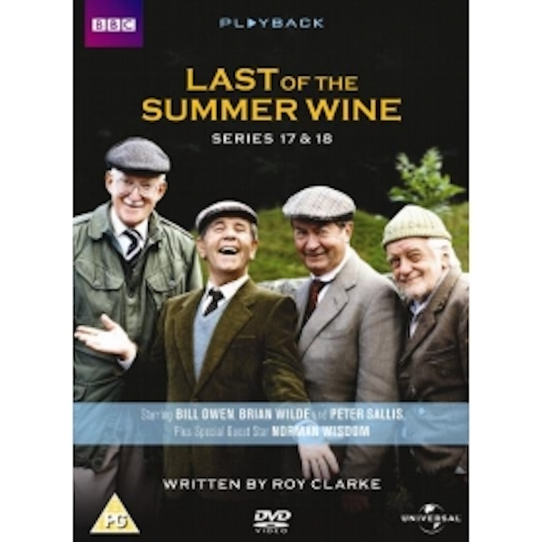 Last Of The Summer Wine - Series 17 & 18