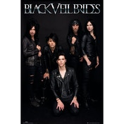 Black Veil Brides Band Maxi Poster