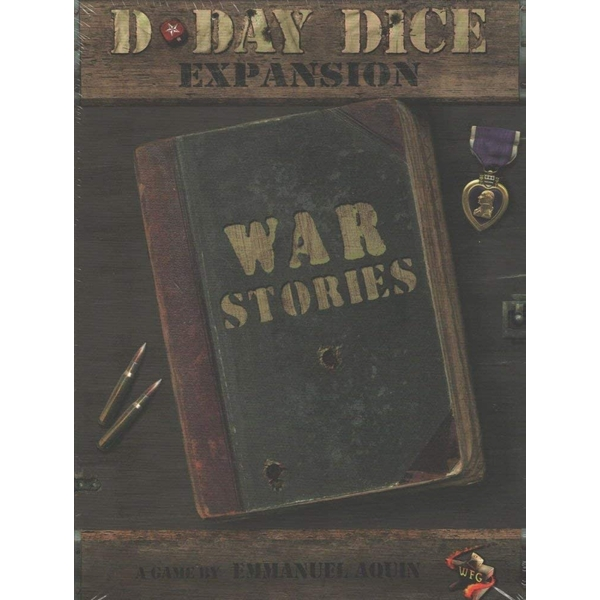 War Stories: D-Day Dice Expansion
