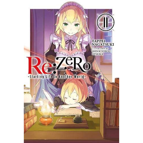 re:Zero Starting Life in Another World, Vol. 11 (light novel)