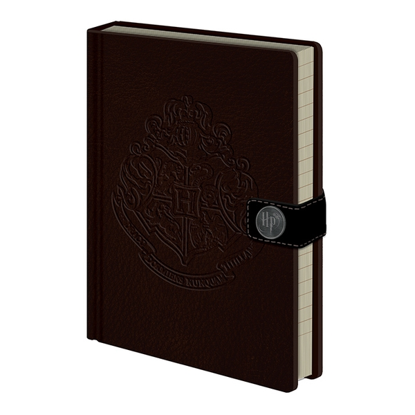 Harry Potter - Hogwart's Crest Notebook