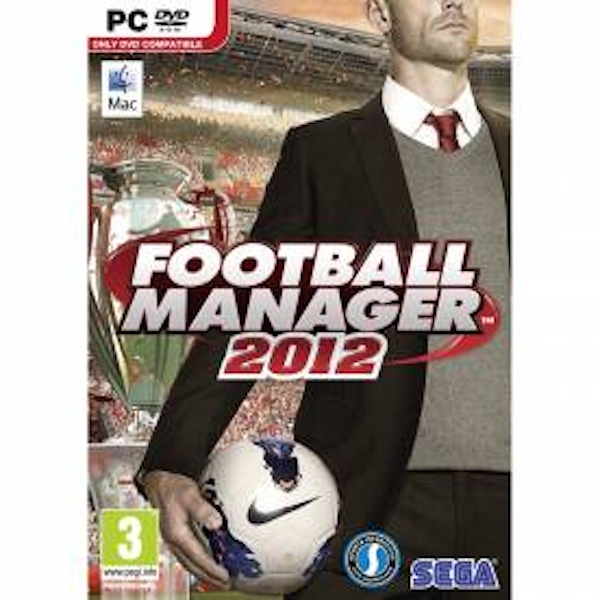 Football Manager 2012 Game PC & MAC