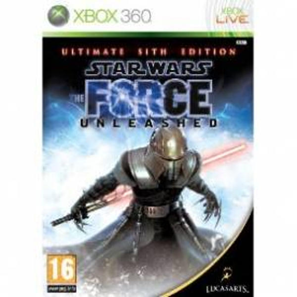 Star Wars The Force Unleashed The Ultimate Sith Edition Game Xbox 360