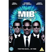 Disc Only Men In Black 3 DVD