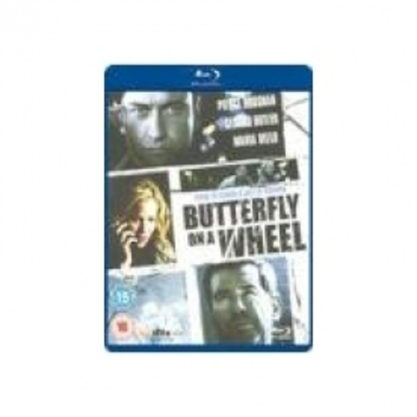 Butterfly On A Wheel Blu-ray