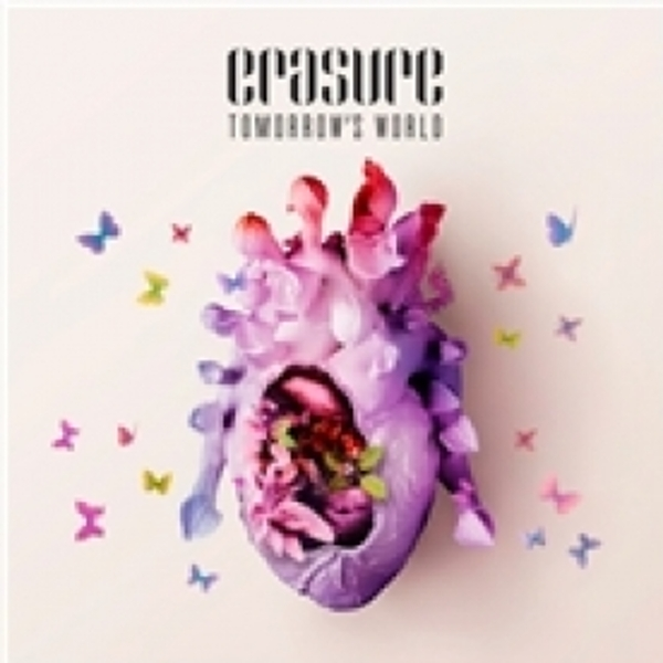 Erasure Tomorrows World CD