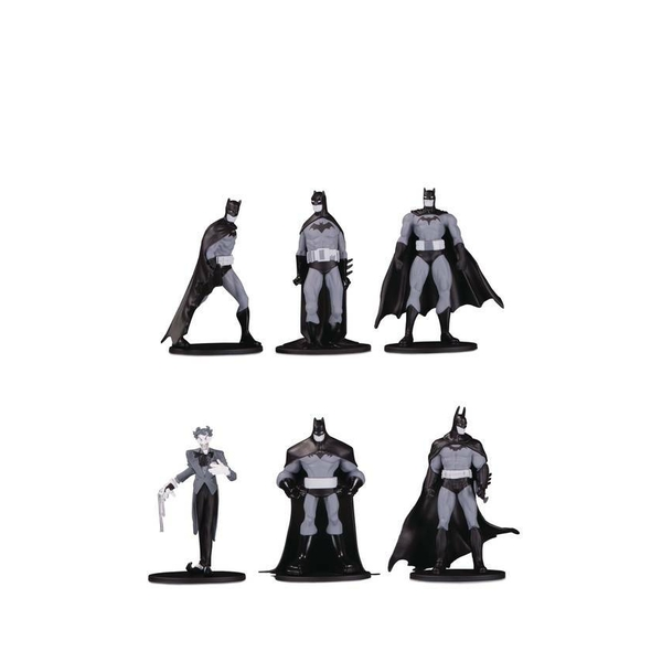 Batman Black And White (DC Collectables) Series 1 Wave 3 Blind Bag Mini Figure