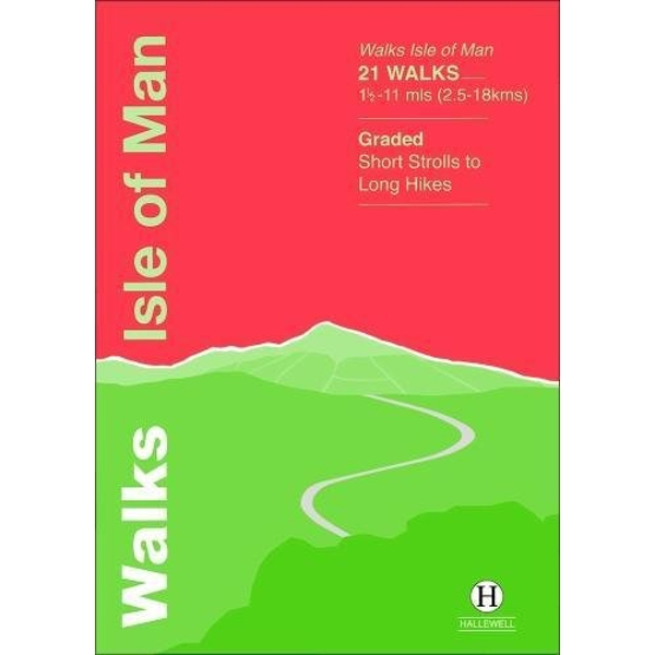 Walks Isle of Man by Richard Hallewell (Paperback, 2017)