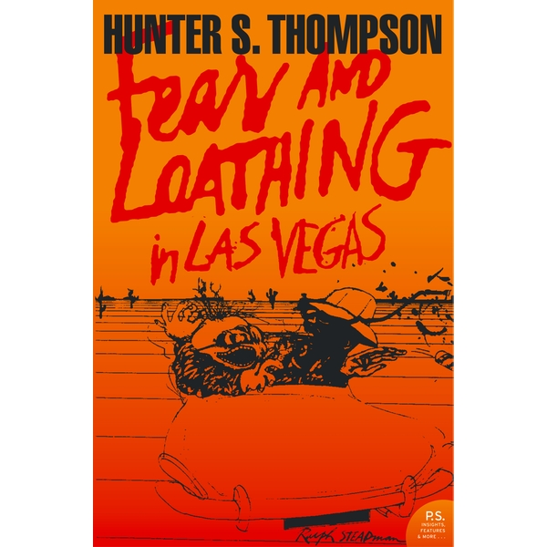 Fear and Loathing in Las Vegas - Harper Perennial Modern Classics Paperback - Illustrated, 4 April 2005
