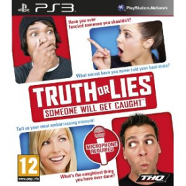 Truth or Lies Game PS3