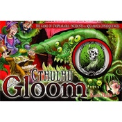 Cthulhu Gloom Card Game