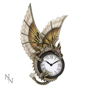 Clockwork Dragon Wall Clock