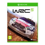 WRC 5 World Rally Championship Xbox One Game