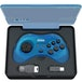 Retro-Bit Official SEGA Saturn Blue Wireless Controller 8-Button Arcade Pad for Sega Mega Drive - Image 4