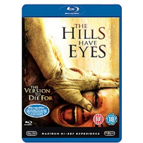Hills Have Eyes Blu-ray