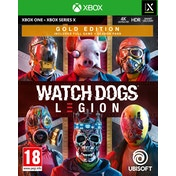 Watch Dogs Legion Gold Edition Xbox One | Series X Game