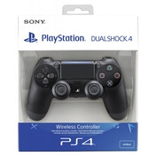 (Trade Special) New Sony Dualshock 4 V2 Jet Black Controller PS4
