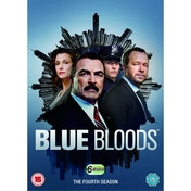 Blue Bloods - Season 4 DVD