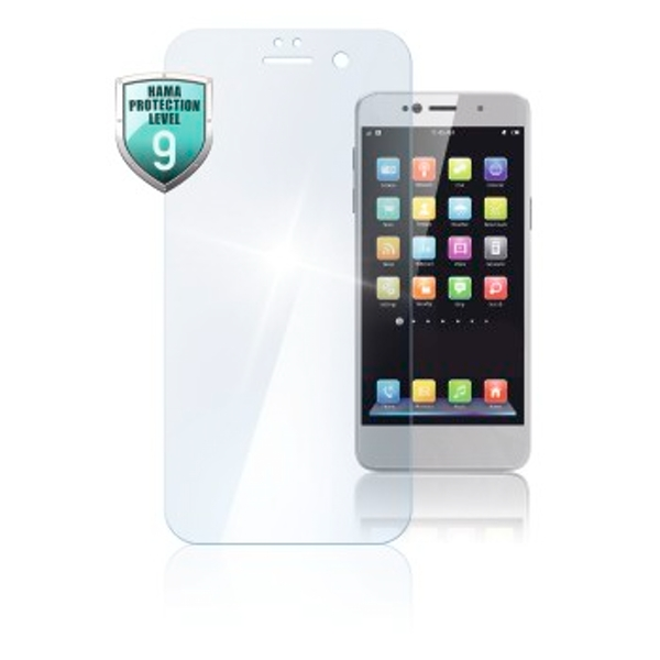 """Hama """"Premium Crystal Glass"""" Real Glass Screen Protect. for Sony Xperia L2"""