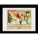 Transport For London Advertising Expo 50 x 70 Framed Collector Print - Image 2