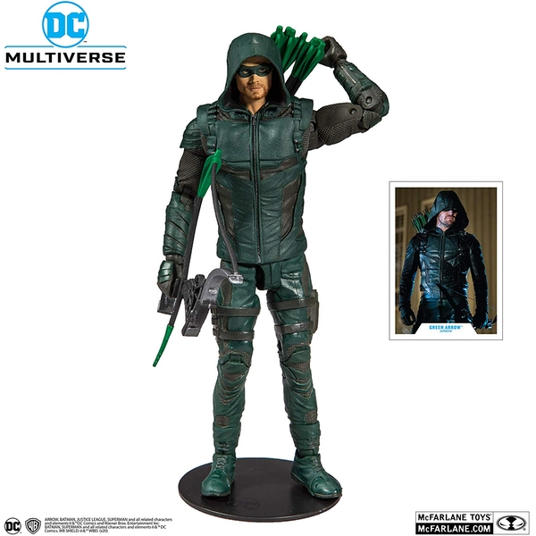 Green Arrow DC Multiverse McFarlane Toys Action Figure
