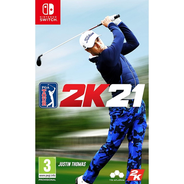 PGA Tour 2K21 Nintendo Switch Game