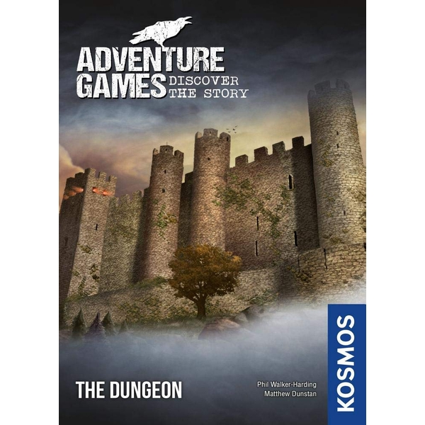 Adventure Games: The Dungeon