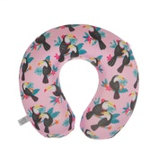 Sass & Belle Tiki Toucan Travel Neck Pillow