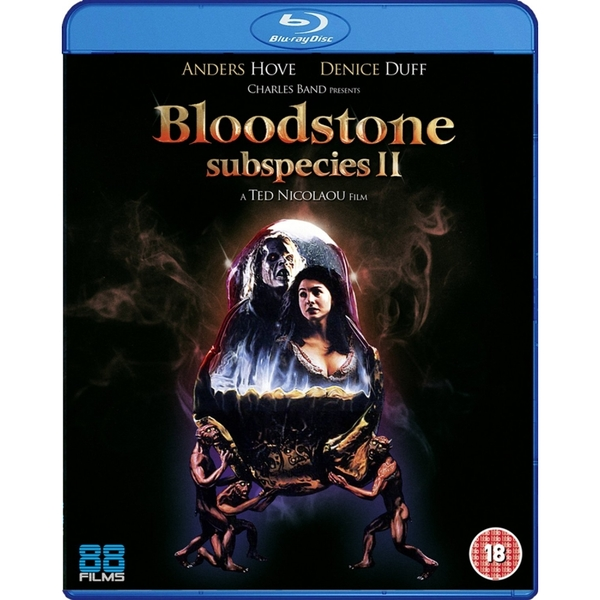 Bloodstone - Subspecies 2 Blu-ray