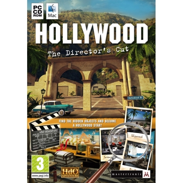 Hollywood The Directors Cut Game PC