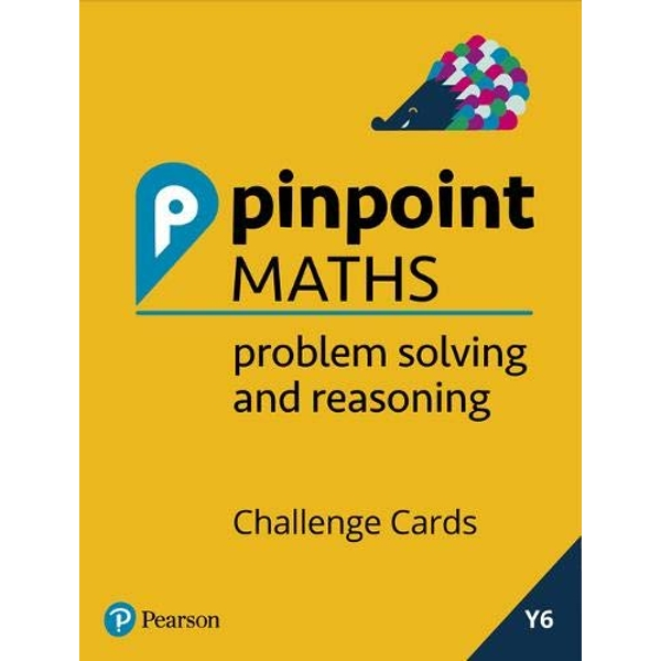 Pinpoint Maths Year 6 Problem Solving and Reasoning Challenge Cards  Mixed media product 2018