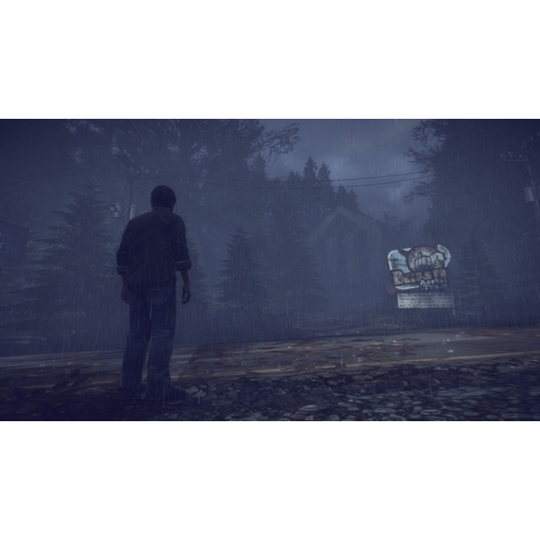 Silent Hill Downpour Game Xbox 360 - Image 3