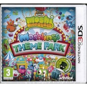 Moshi Monsters 2 Moshlings Theme Park Game 3DS
