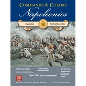 Commands & Colors Napoleonics Expansion The Austrian Army